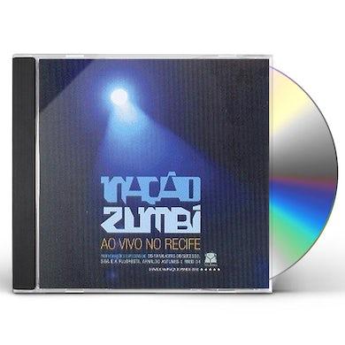 Nacao Zumbi AO VIVO EM RECIFE CD