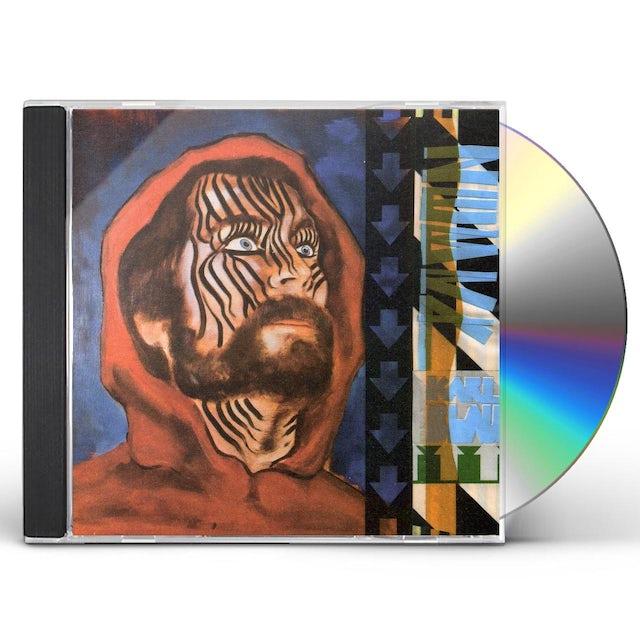 Karl Blau ZEBRA CD