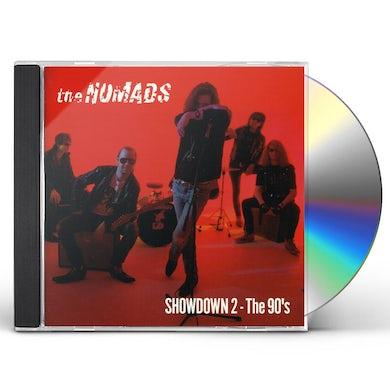 Nomads SHOWDOWN 1981-1993 CD