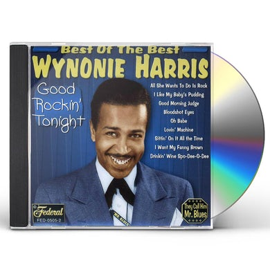 Wynonie Harris BEST OF THE BEST CD
