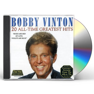Bobby Vinton 20 ALL TIME GREATEST HITS CD