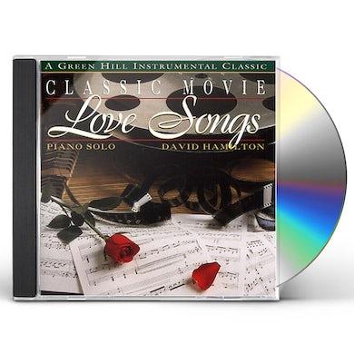 David Hamilton CLASSIC MOVIE LOVE SONGS CD
