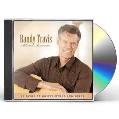 Randy Travis BLESSED ASSURANCE CD