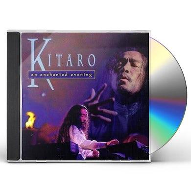 Kitaro ENCHANTED EVENING CD