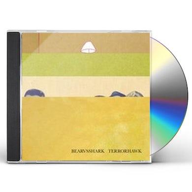 Bear Vs Shark TERRORHAWK CD