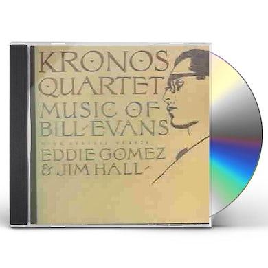 Kronos Quartet MUSIC OF BILL EVANS CD