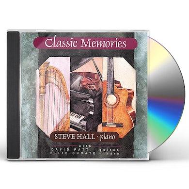 Steve Hall CLASSIC MEMORIES CD
