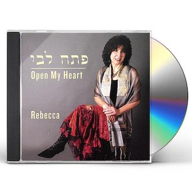 Rebecca P'TACH LIBI-OPEN MY HEART CD