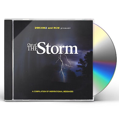 Dreamworld OUT OF THE STORM CD
