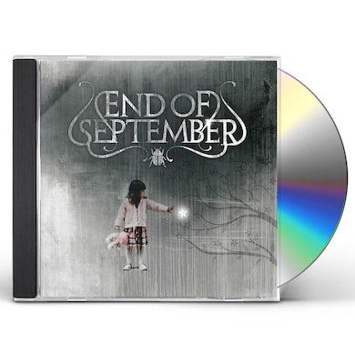 END OF SEPTEMBER CD