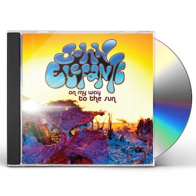 John Elefante ON MY WAY TO THE SUN CD