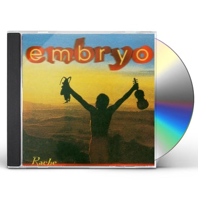 EMBRYO'S RACHE CD