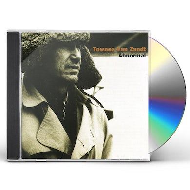 Townes Van Zandt ABNORMAL CD