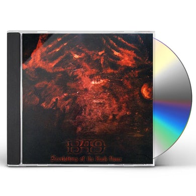 1349 REVELATIONS OF THE BLACK FLAME CD