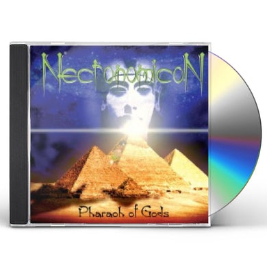 Necronomicon PHARAOH OF GODS CD