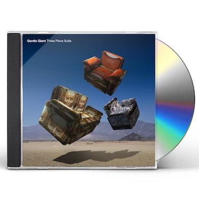 Gentle Giant THREE PIECE SUITE (STEVEN WILSON MIX) CD