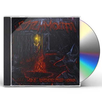 Stitch Mouth 66.6 WSKR SOUTHERN FRIED HORROR CD