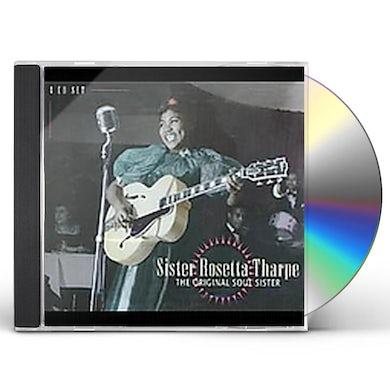 Sister Rosetta Tharpe ORIGINAL SOUL SISTER CD