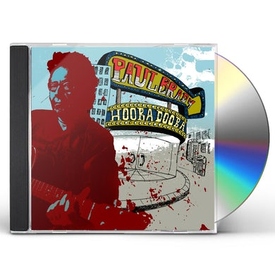 Paul Brady HOOBA DOOBA CD