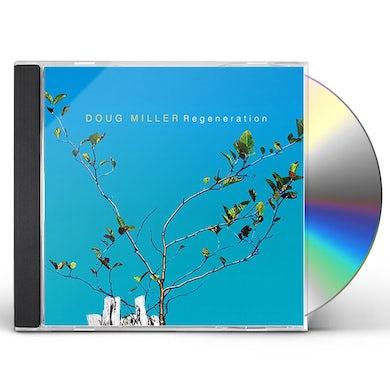 Douglas Miller REGENERATION CD