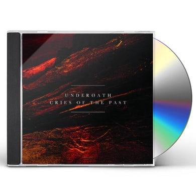 Underoath CRIES OF THE PAST CD