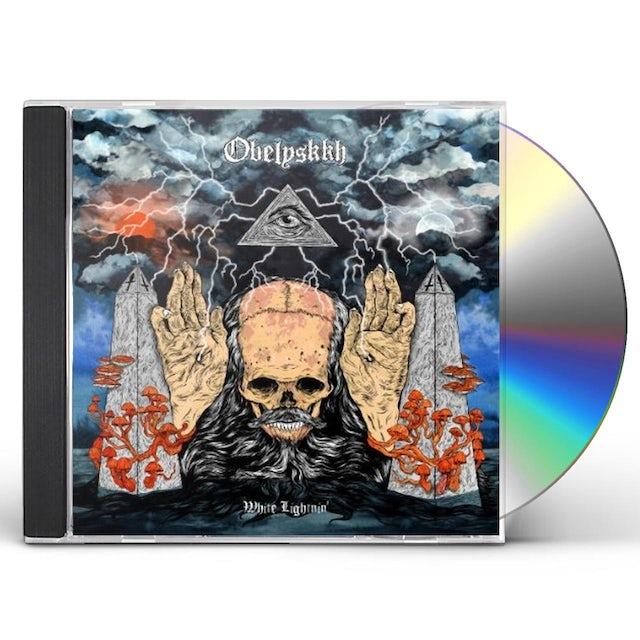 Obelyskkh WHITE LIGHTNIN CD