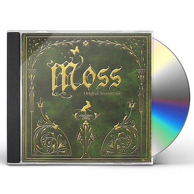 Jason Graves MOSS (ORIGINAL GAME SOUNDTRACK) CD