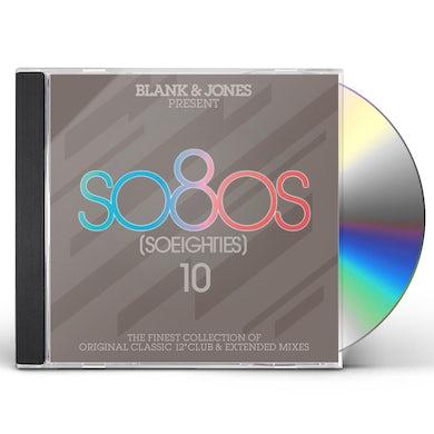 Blank & Jones SO80S (SO EIGHTIES) 10 CD