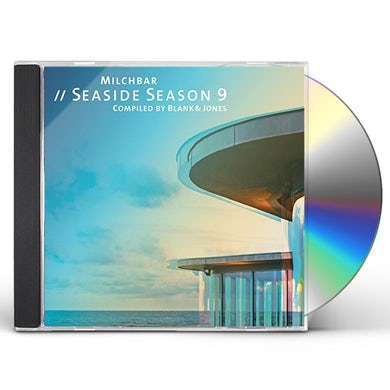 Blank & Jones MILCHBAR 9 SEASIDE SEASON CD