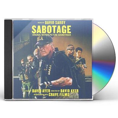 David Sardy SABOTAGE / Original Soundtrack CD