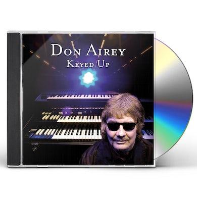 Don Airey KEYED UP CD