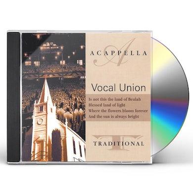 ACAPPELLA TRADITIONAL CD