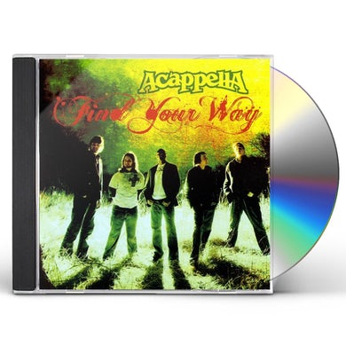 FIND YOUR WAY CD