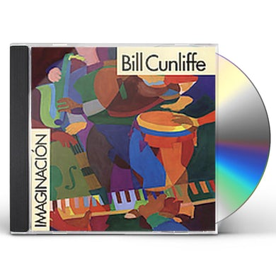 Bill Cunliffe IMAGINACION CD