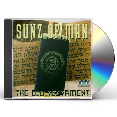 Sunz Of Man OLD TESTAMENT CD