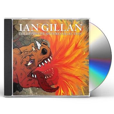 Ian Gillan DEFINITIVE SPITFIRE COLLECTION CD