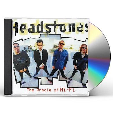 Headstones ORACLE OF HI-FI CD