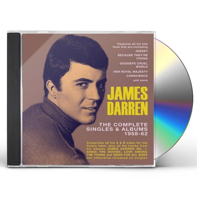 COMPLETE SINGLES & ALBUMS 1958-62 CD