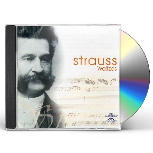 R. Strauss WALTZES CD