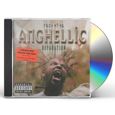 Tech N9Ne ANGHELLIC CD