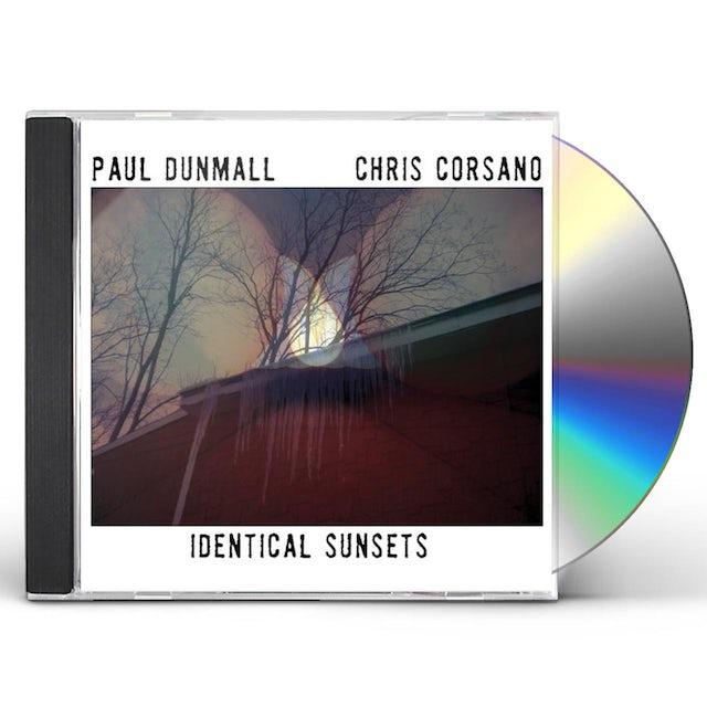 Paul Dunmall / Chris Corsano IDENTICAL SUNSETS CD