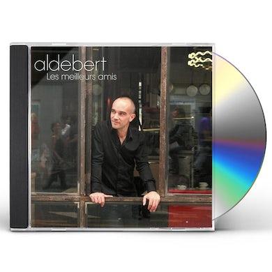 Aldebert LES MEILLEURS AMIS CD