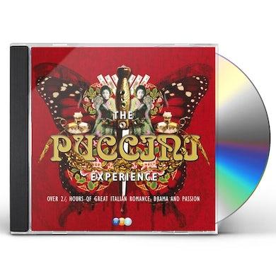 Zubin Mehta PUCCINI EXPERIENCE CD