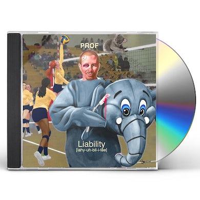 Prof LIABILITY CD