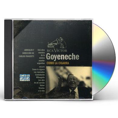 Roberto Goyeneche COMO LA CIGARRA CD
