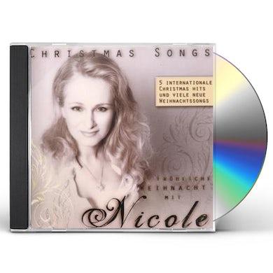 Nicole CHRISTMAS SONGS CD