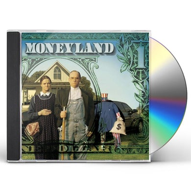 Del Mccoury MONEYLAND CD