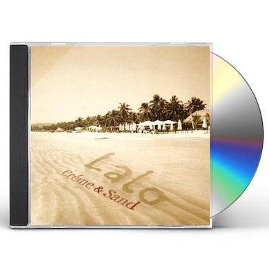 Lalo CREME & SAND CD