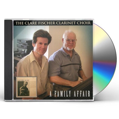 FAMILY AFFAIR CD