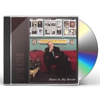 Billy Blue BLUES IN MY ROOM CD